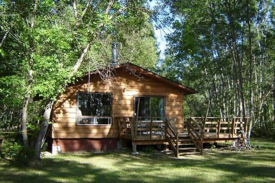 manitoba cabin rentals cottages cabins house rh eastern beaches mb ca